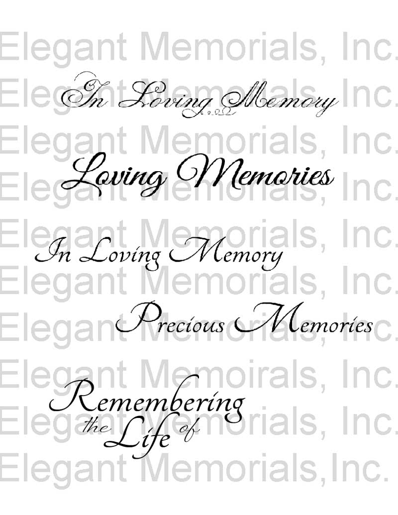 funeral program fancy titles vol  1