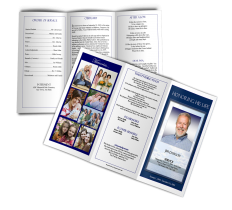 Five Tips for Professional-Looking Funeral Programs