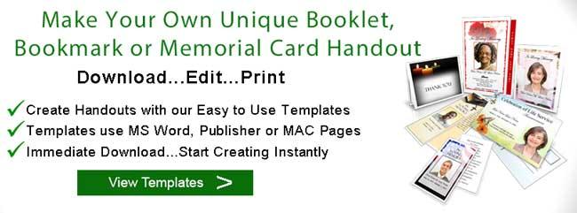 handout templates
