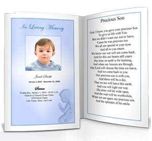 Create The Perfect Childrenu0027s Memorial Program