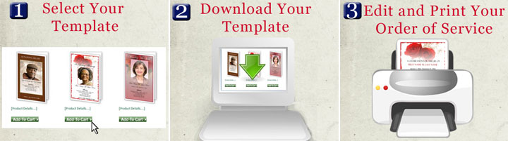 You Can Make The Perfect Funeral Order Of Service...Itu0027s Easy  Order Of Service Template Free