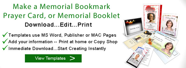memorial bookmark program banner